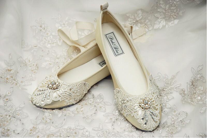 【新娘必备品】拯救双脚的平底婚鞋来袭!