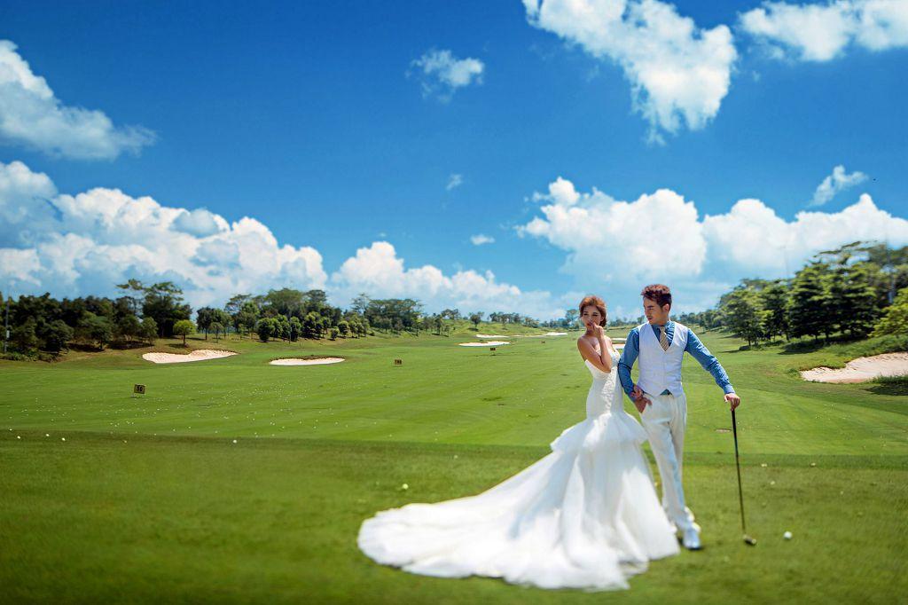 这个七夕,给她一场完美的草坪婚礼