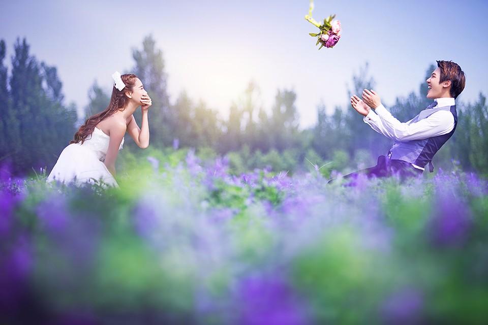 东莞婚纱摄影哪家好?每个新人要明确自己的喜好