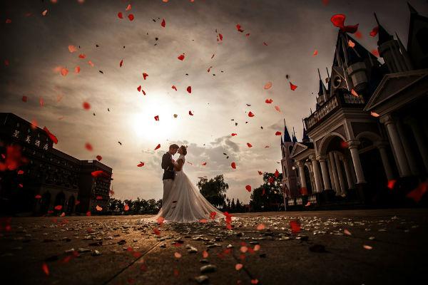 韩式婚纱照怎么拍?韩式婚纱照经典元素