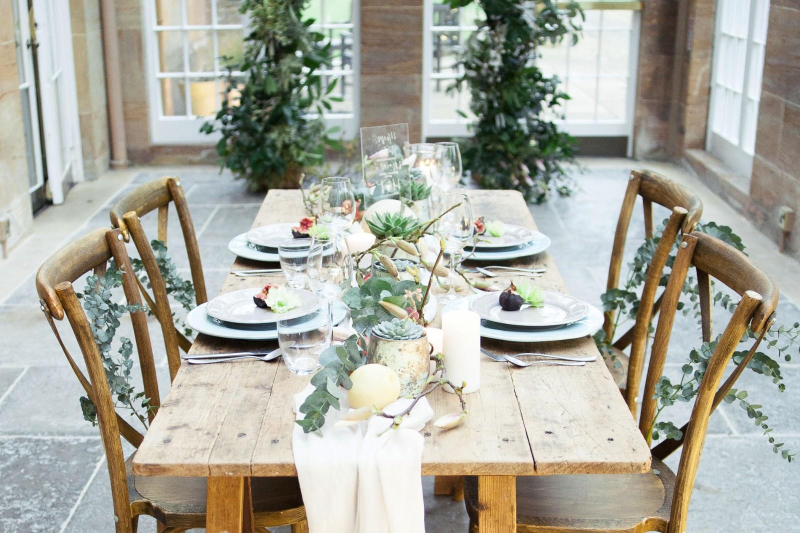 婚礼布置小创意,婚礼上这些地方用上鲜花会更美哦!
