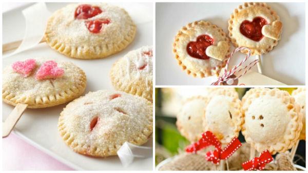 有了这些小馅饼,你的婚宴才完美!