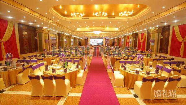 广州天河区婚宴酒店排名大全