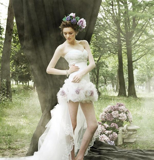 矮个子新娘也能逆袭成长腿新娘