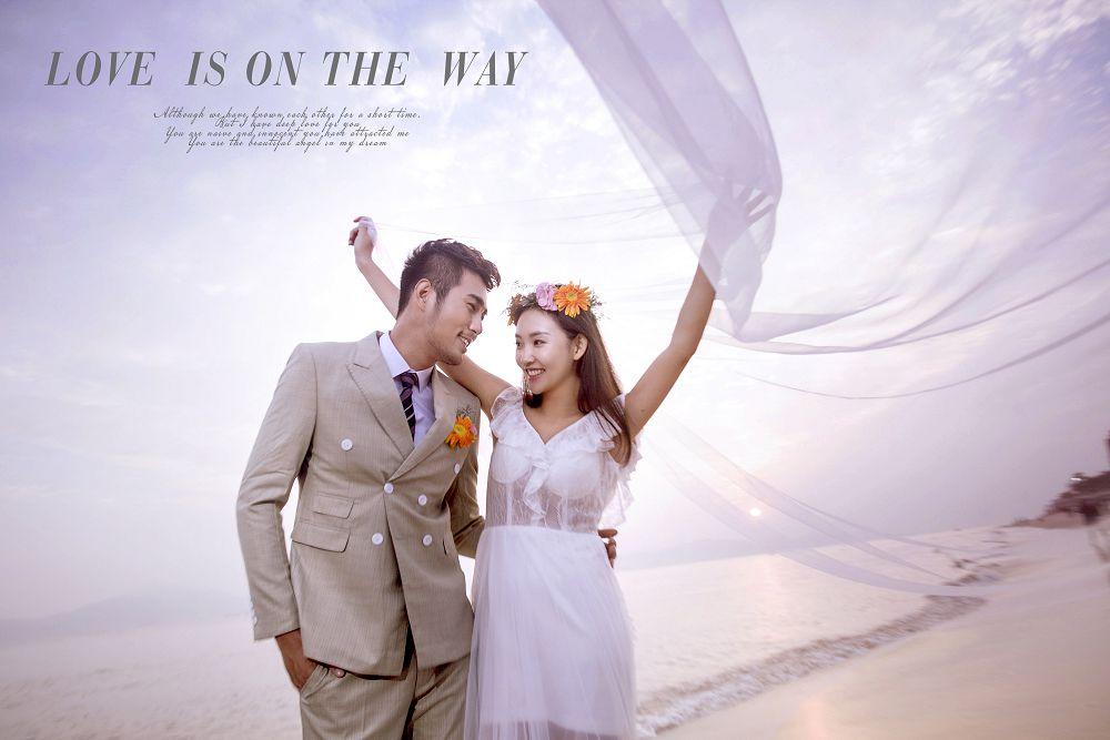 深圳拍海景婚纱照攻略,人太多怎么办呢?