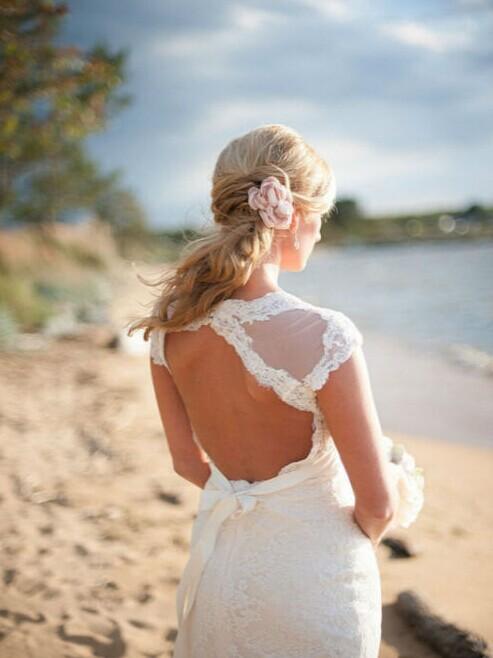 新娘唯美发型造型的选择 新娘发型