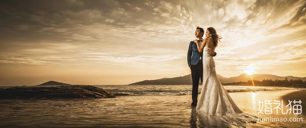 2015唯美婚纱照 与你海枯石烂