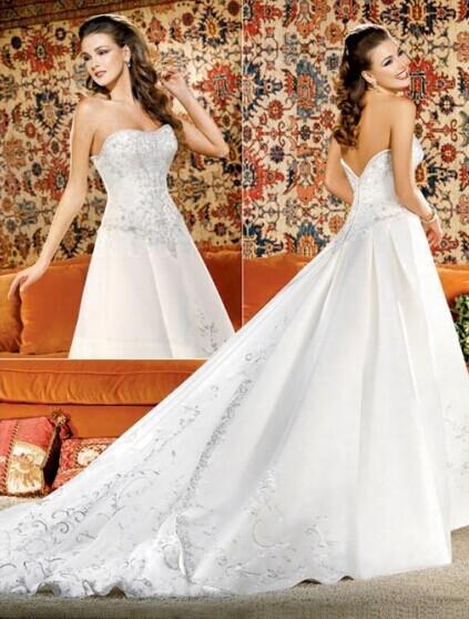欧式婚纱照 欧式婚纱照的风格与要点