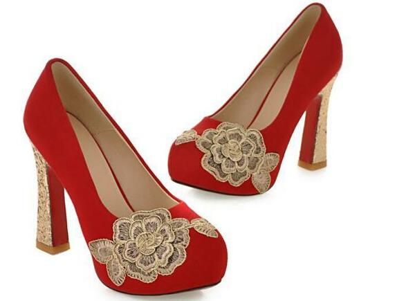 如何挑选合适的婚鞋?这些原则一定要记住