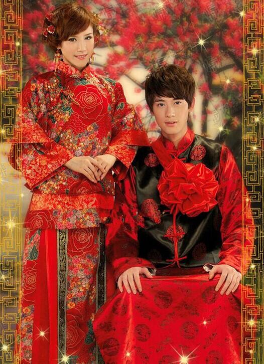北京传统婚礼步骤 古老式婚礼习俗