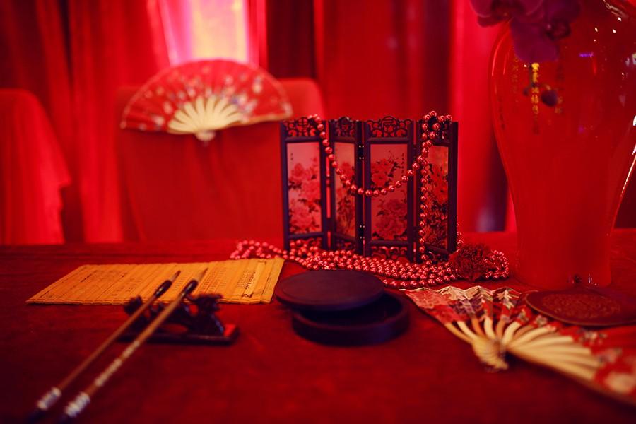 准新人不得不知的中式婚礼寓意有哪些?