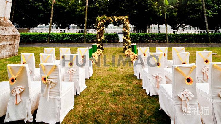 在广州举办一场草坪婚礼,这些点那你一定要看