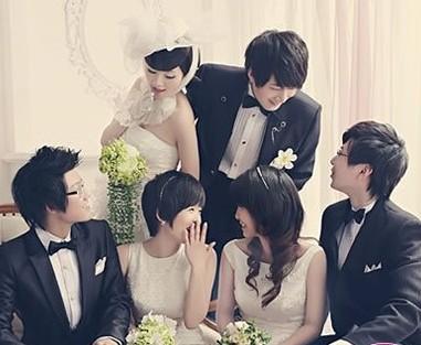 花样多多的婚礼游戏 为你的婚礼助兴