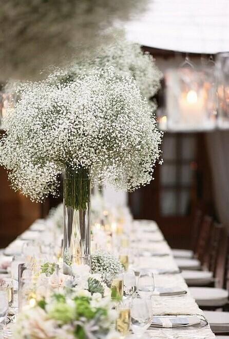 婚礼现场婚宴餐桌饰品摆放 婚礼布置装饰的学问
