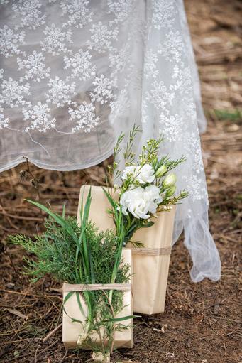 美翻的秋天户外婚礼!