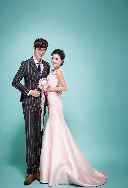 韩式婚纱照必备姿势大全 韩式婚纱照道具