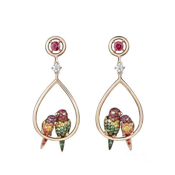 如何让珠宝惊艳你的婚礼?来看看这些奢侈品牌脑洞大开的设计!