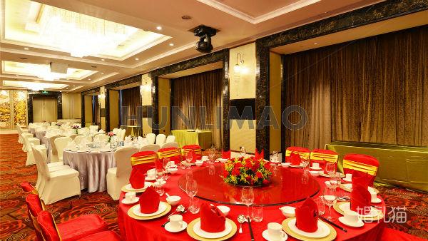 广州婚宴酒店推荐:广州希尔顿逸林酒店