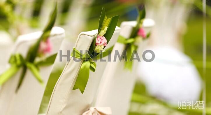 婚礼现场 各式花的盛宴
