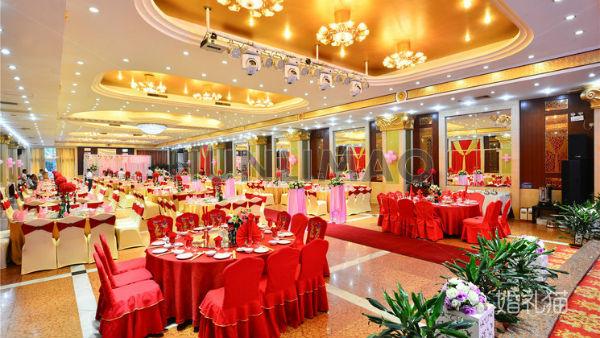 广州婚宴酒店推荐:广州华金盾大酒店