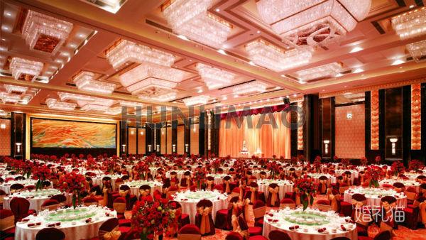 广州婚宴酒店推荐:广州香格里拉大酒店