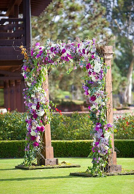 婚礼复古风潮来袭 复古婚礼布置