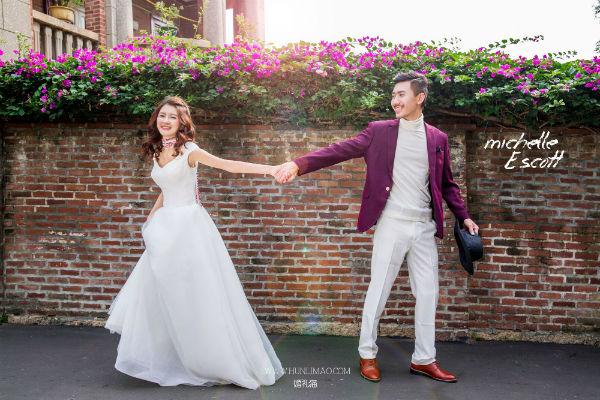 厦门旅拍婚纱照