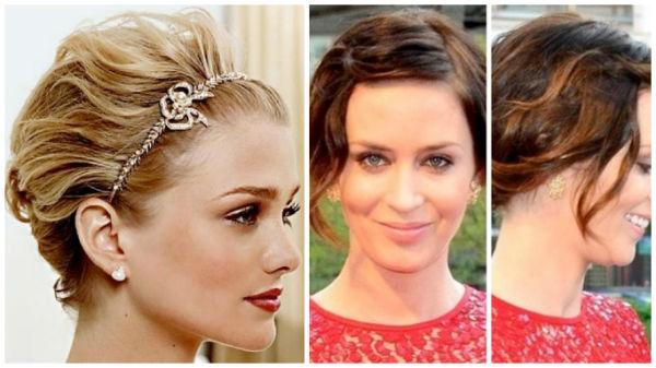 【短发型婚礼创意】这么玩短发毫不逊于长发!
