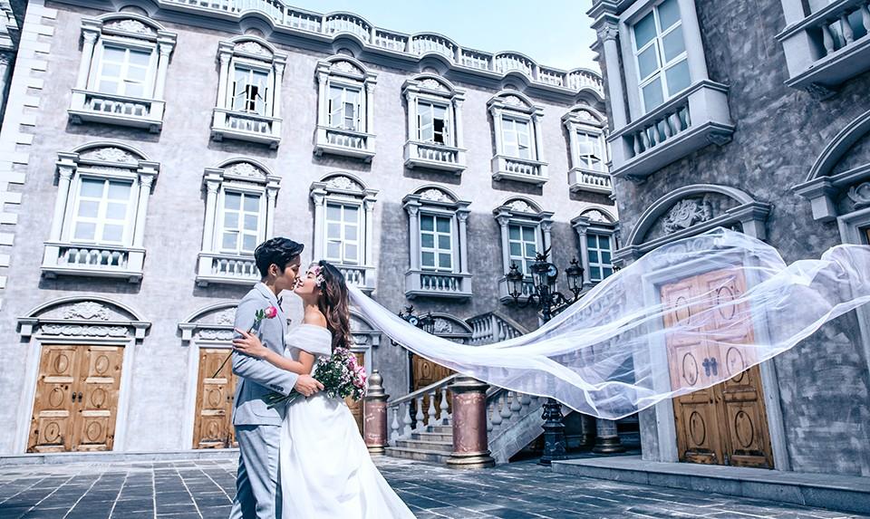 韶关婚纱摄影景点,让新人们有一个更好的选择