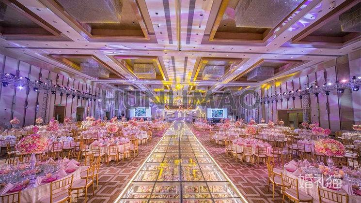 广州婚宴酒店推荐:广州南丰朗豪酒店
