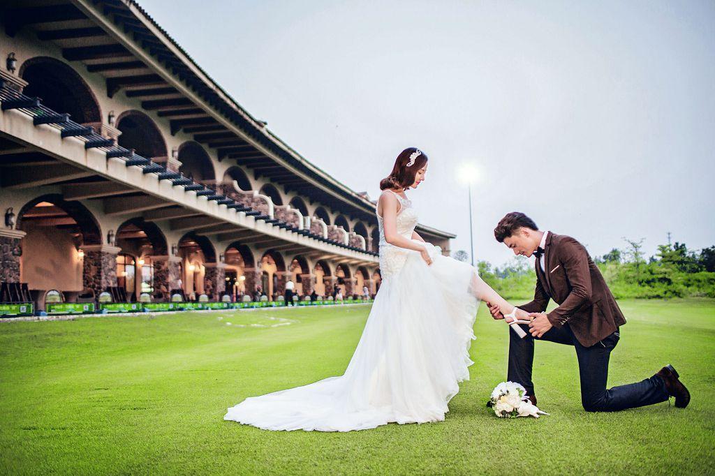 2018最受欢迎的4种婚纱照风格