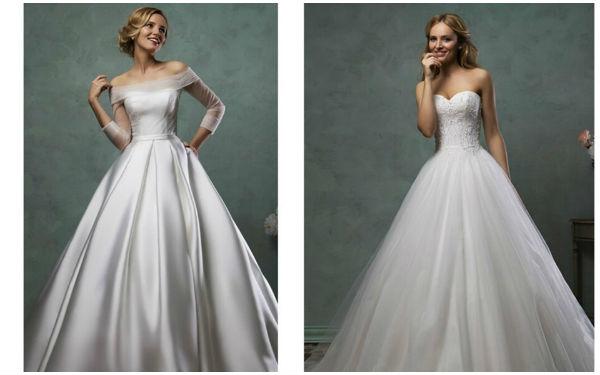 极致浪漫的梦幻婚纱礼服,不容错过!