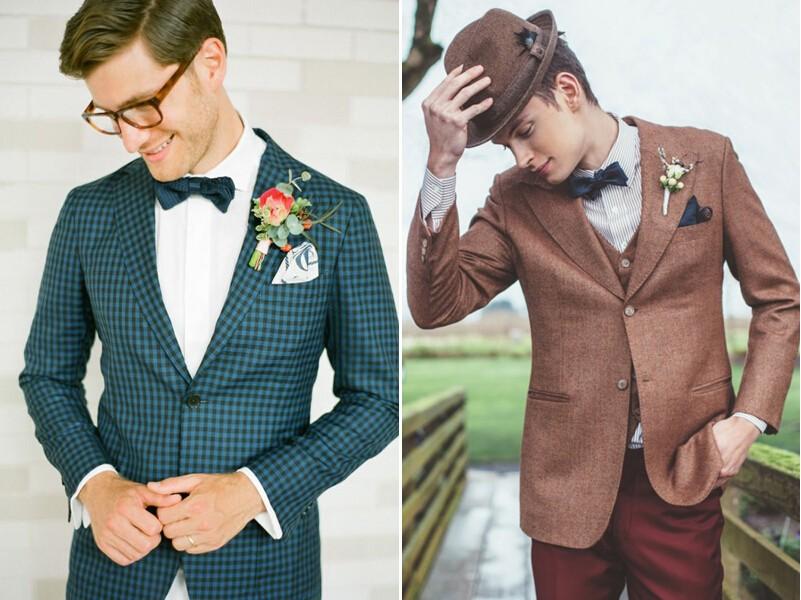 新郎怎样才能在婚礼上帅得出众?