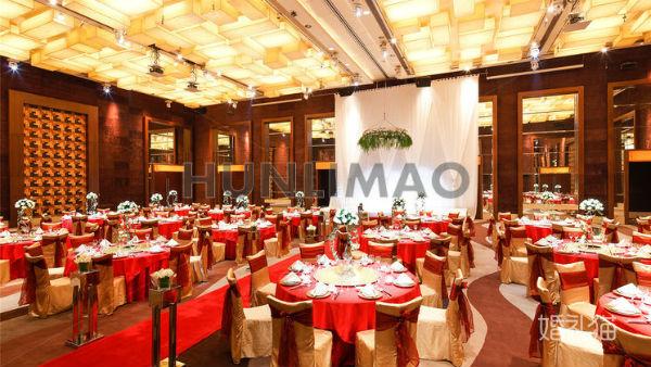 广州海航威斯汀酒店,圆你别致婚宴之梦