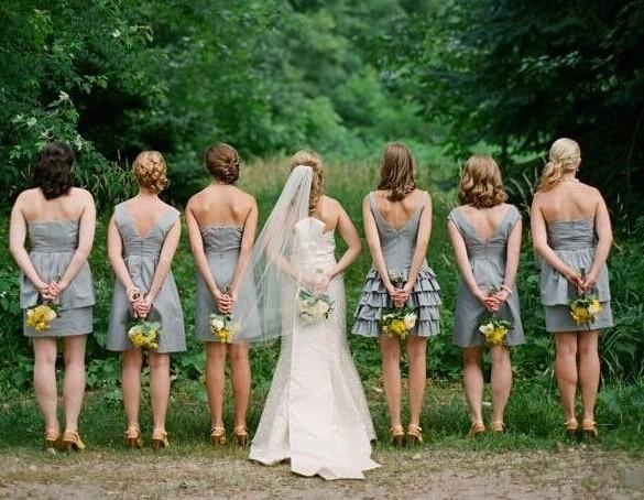 婚礼猫策划师:选择伴娘时的8个常见疑问