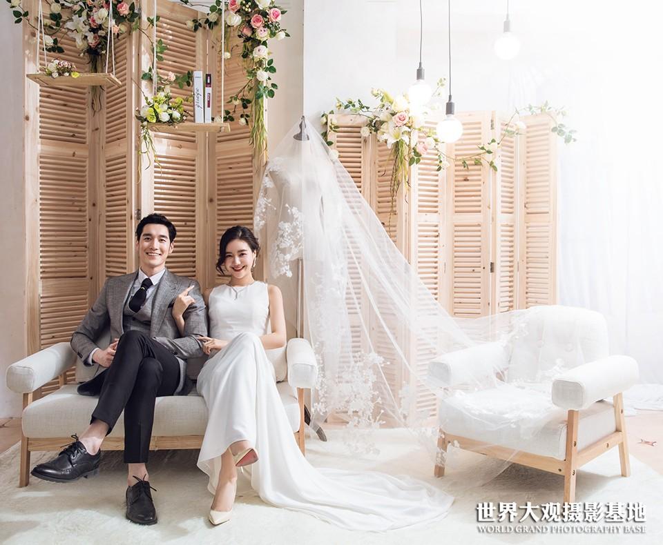东莞婚纱照一般多少钱,不是主要的问题