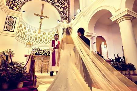 广州最美的教堂,选一间去结婚吧!