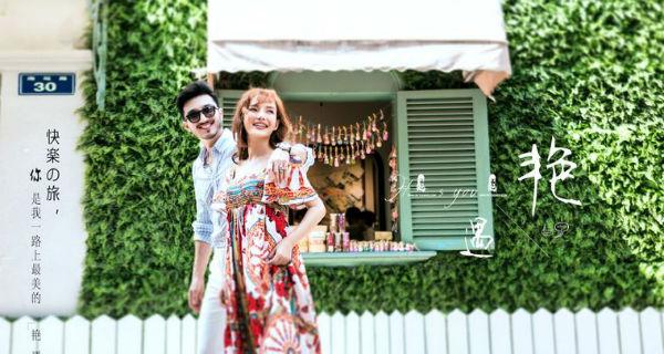 旅拍婚纱照有什么风格?
