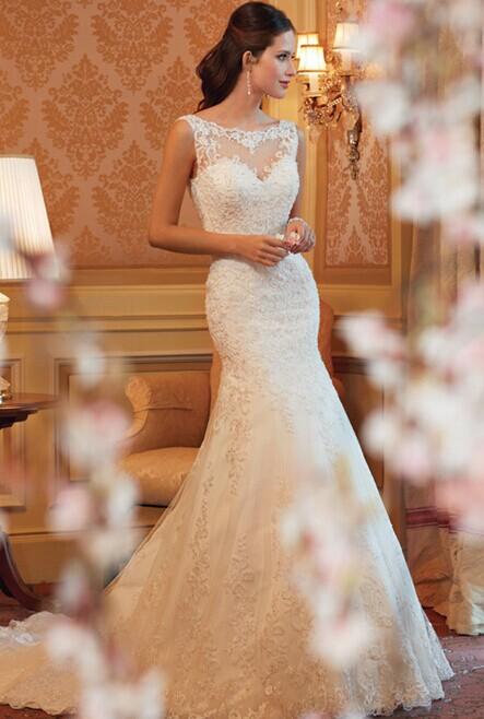 身材小巧的新娘,拍婚纱照需要注意什么