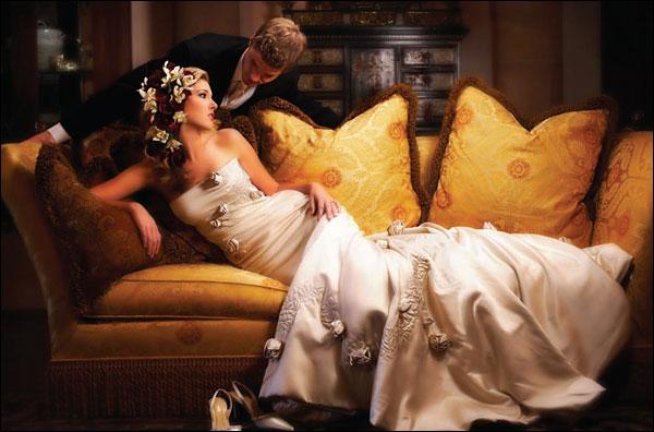 婚纱摄影,这五大经典布光技巧你都懂吗?