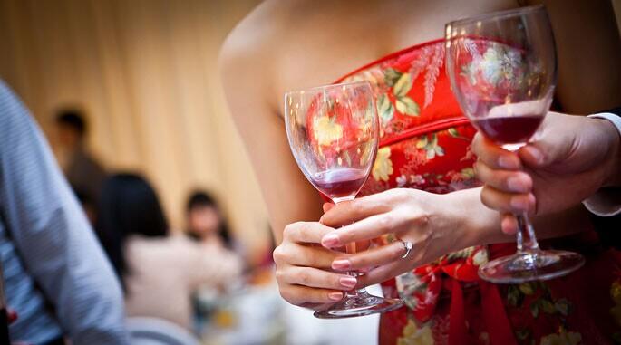 婚礼猫教你新人敬酒的礼仪 新人敬酒时不该说的话