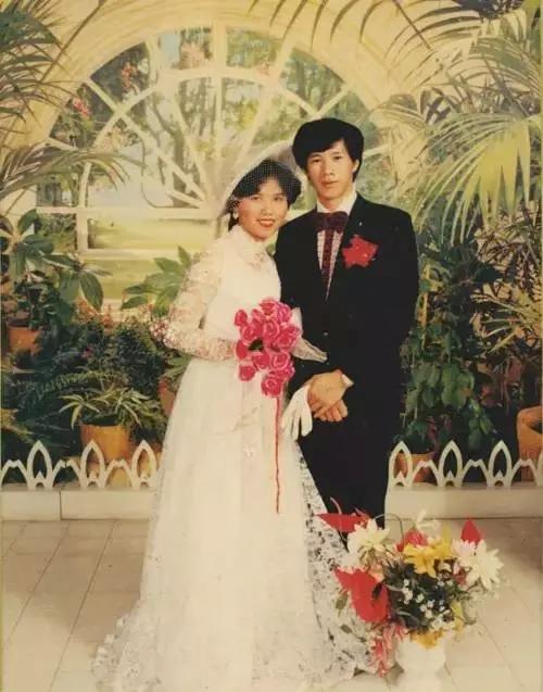 婚纱照发展史:一个年代,一种记忆