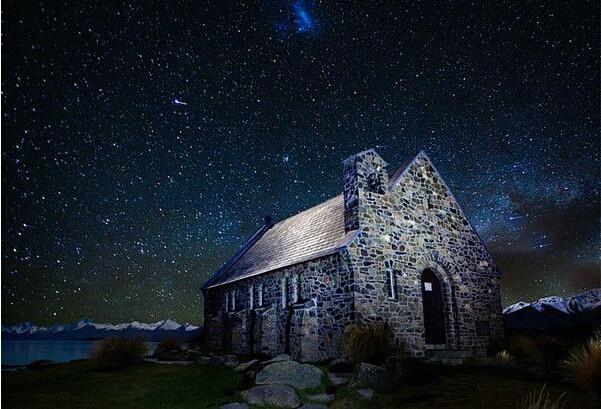 惊艳了时光:盘点国外八大最美婚礼教堂