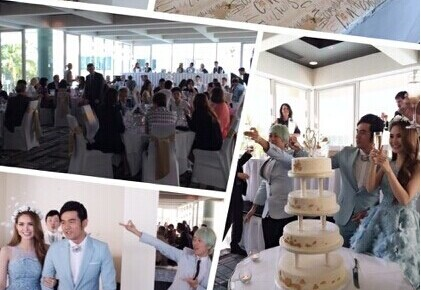 最新的个性婚礼结婚攻略 上天入地的不同婚礼形式