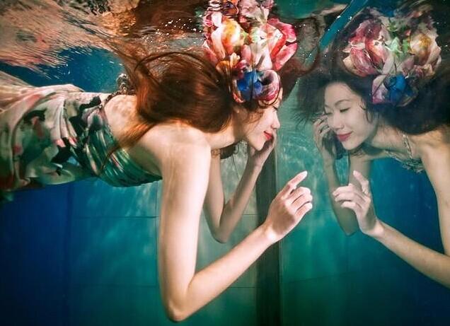 水下婚纱照拍摄注意事项 做足婚纱拍摄前准备