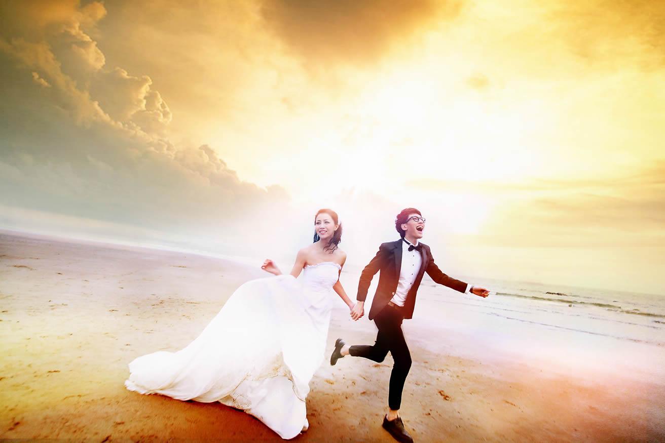 个性婚礼推荐 完美型婚礼