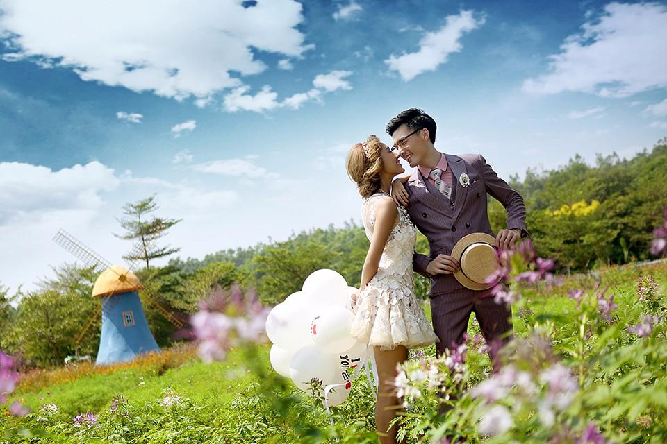 广州拍婚纱照注意事项,外景拍摄时更重要