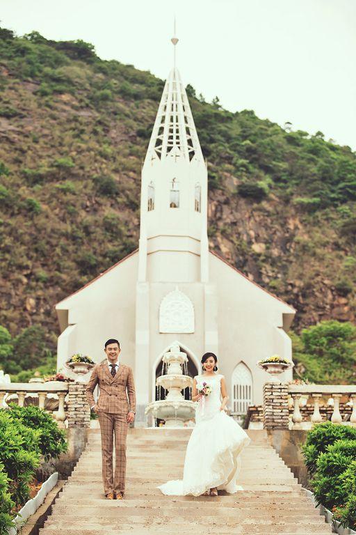 教堂婚礼,全球五大唯美婚礼教堂