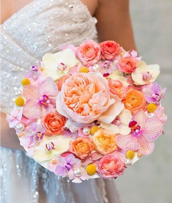 与婚礼猫欣赏美图 美轮美奂的意大利玻璃花