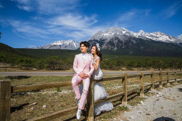丽江婚纱摄影攻略你知道吗?怎样才能拍出好看的婚纱照